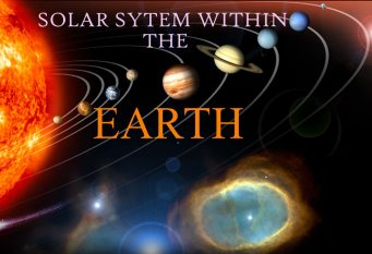 Solar System on the earth
